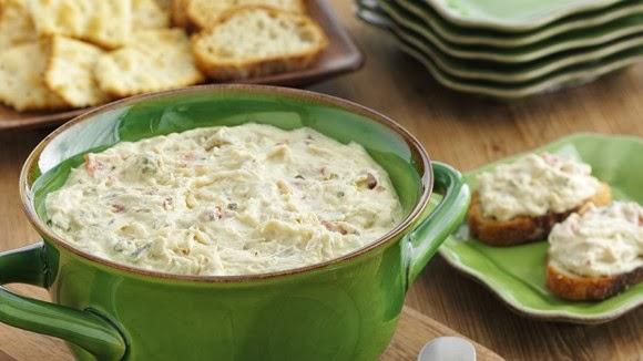 slow cooker crab dip recipe
