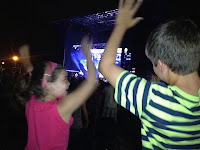 Last Summer on Earth concert excitement