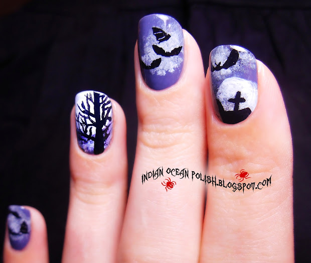 indian ocean polish halloween