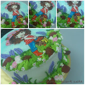 Kelas cartoon artwork rm300