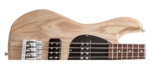 body gitar bas