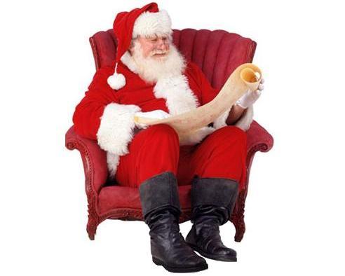 Lo pierdas de vista sigue el recorrido de santa claus esta navidad