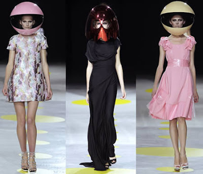 20 Weirdest Fashion Trends: Pac Man Helmets