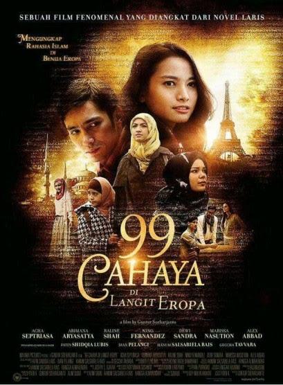 Film 99 Cahaya Di Langit Eropa The Final Edition 2014 Bioskop