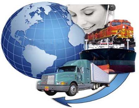 economia y negocio transportes internacional: