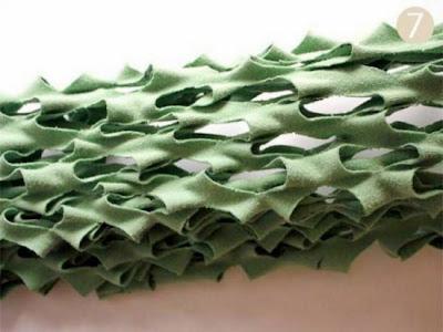 كيف تصنع حقيبة من التيشيرتات القديمة-منتهى
