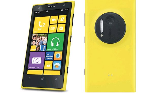 nokia lumia 1020 Nokia Lumia 1020 Spesifikasi Lengkap