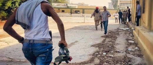 Open Carry in Libya