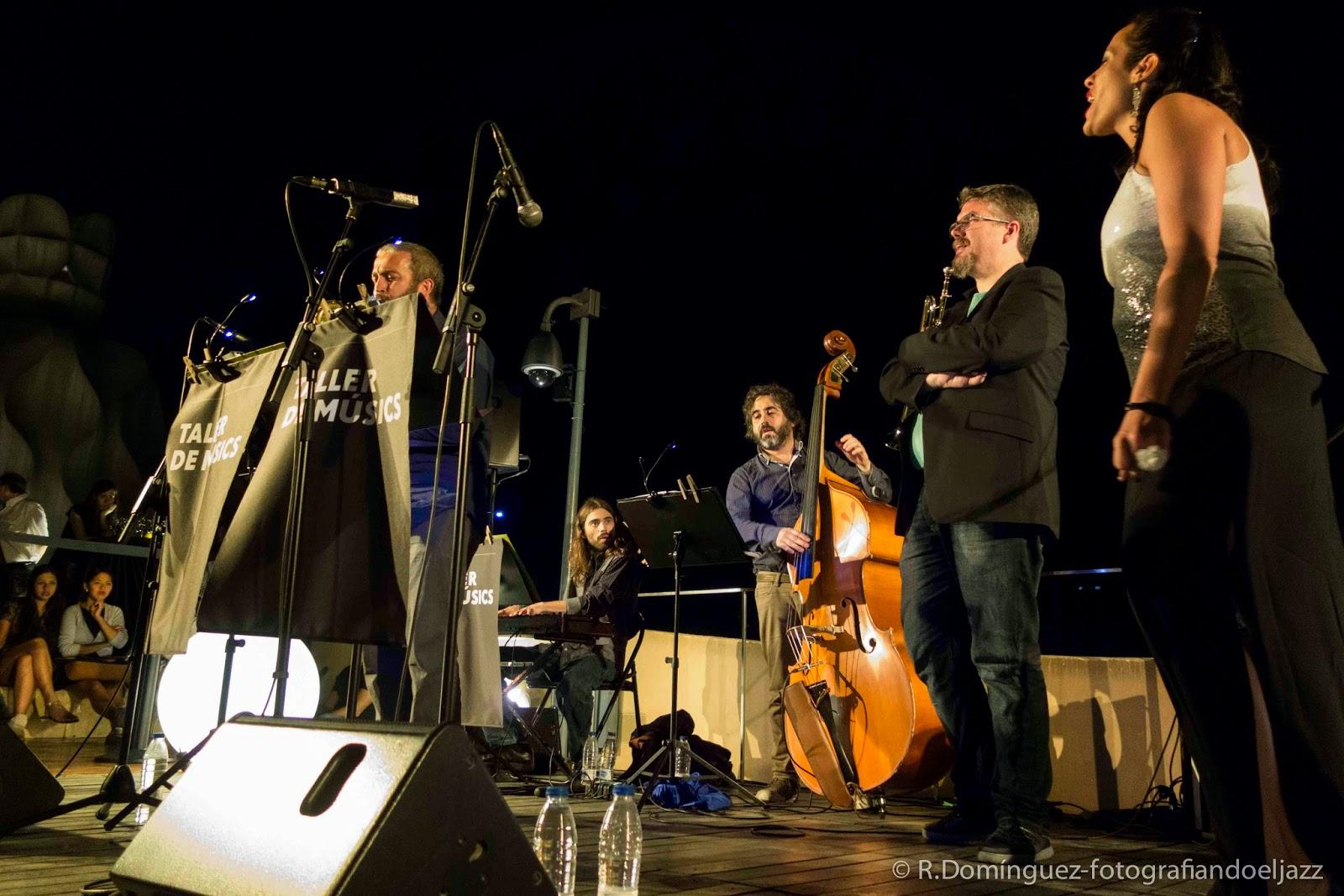 © R.Domínguez-Jazz Ensemble Taller de Músics