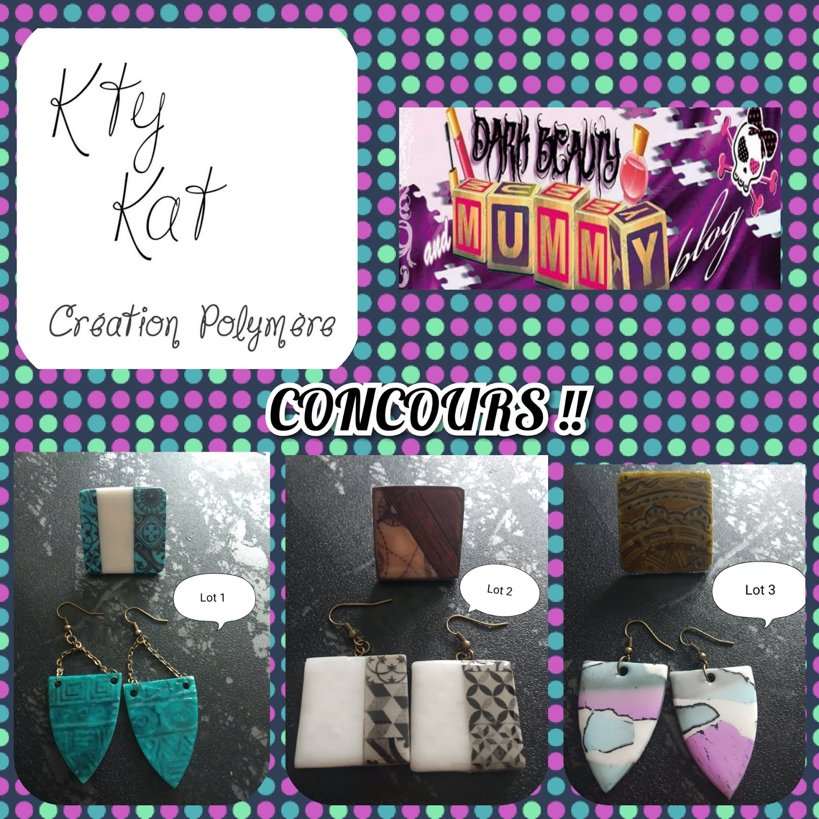 Concours en partenariat avec Kty'Kat créations