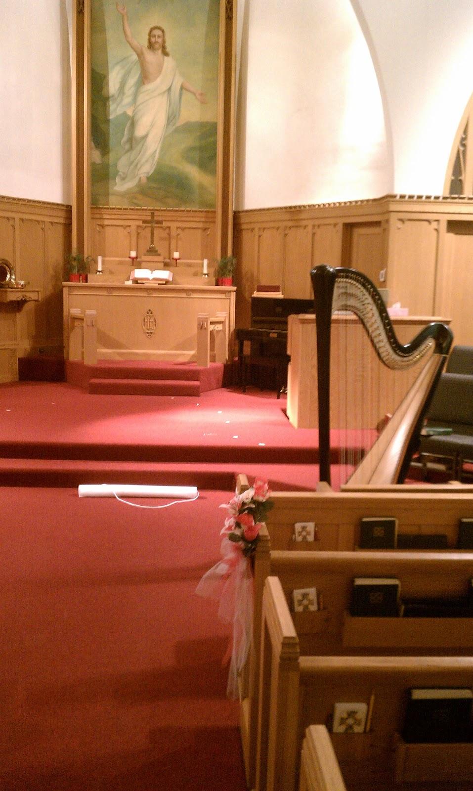 The Classic Harpist Northwest Indiana Wedding Music