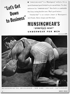 Men Underwear ad