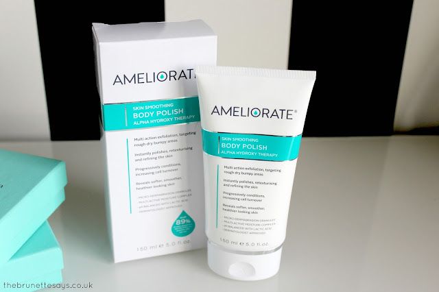 ameliorate, keratosis pilaris, KP, chicken skin, body polish