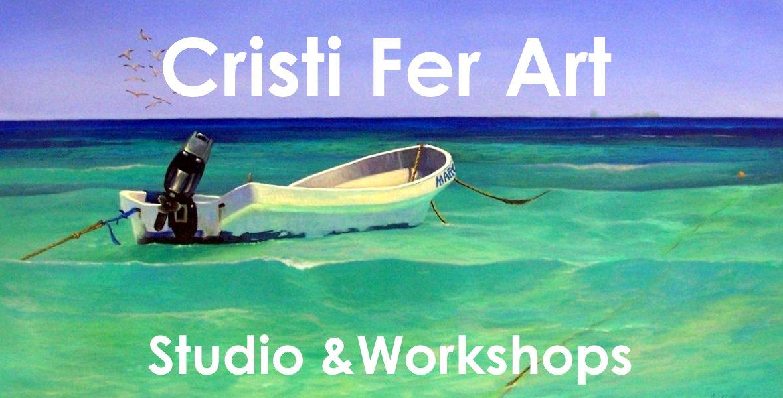 Cristi Fer Art Studio and Workshops in Puerto Vallarta, Mexico