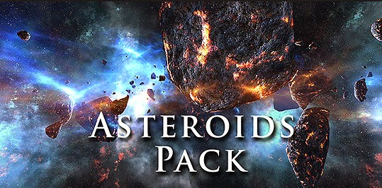 Asteroids-Pack-live-wallpaper