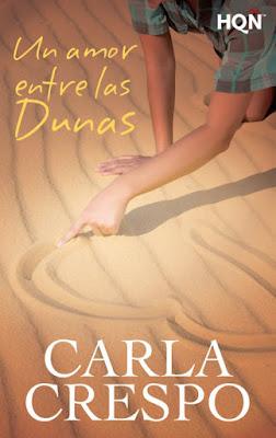 LIBRO - Un amor entre las dunas Carla Crespo (Harlequin - 8 Octubre 2015) NOVELA ROMANTICA | Edición Ebook Kindle Comprar en Amazon España
