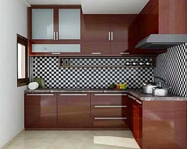 desain dapur rumah minimalis type 45