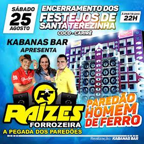 ENCERRAMENTO DOS FESTEJOS DE SANTA TEREZINHA