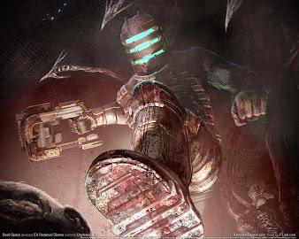 #45 Dead Space Wallpaper