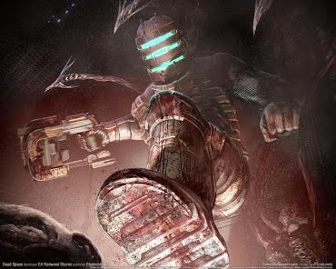 #45 Dead Space Wallpaper