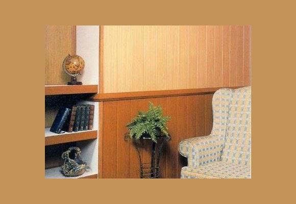 Marzua instalar un friso de madera - Colocar friso en pared sin rastreles ...