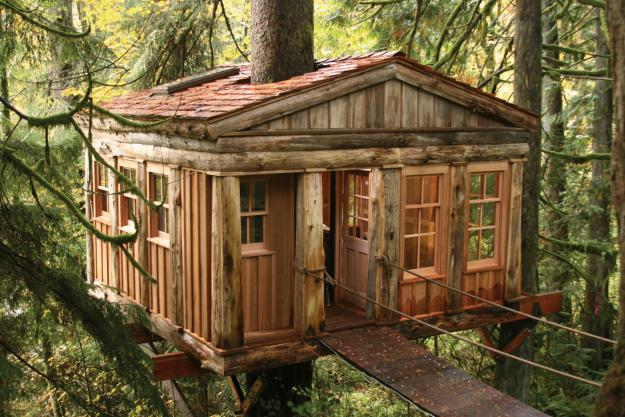 Wallmarks: Tree House Hotels