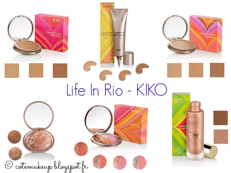 kiko life in rio