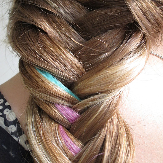 Style of baileys the celebrity beauty with fishtail braid for Fish tails braid