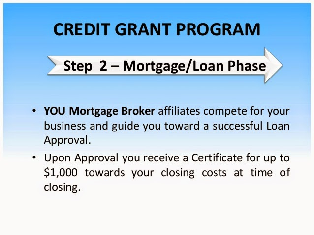Free Example For Credit Approval (for A Grant) Letter