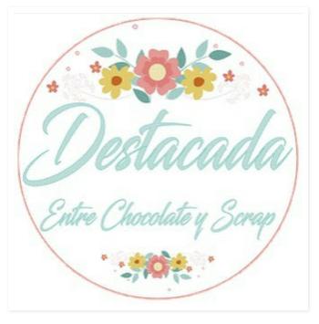 Destacada Entre Chocolate y Scrap Diciembre 2017