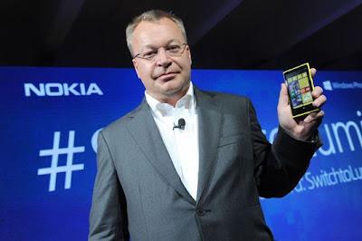 Nokia Lumia 920 - Stephen Elop