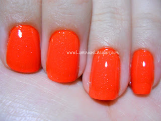 The Nail Junkie Fruit jellies - Watermelon