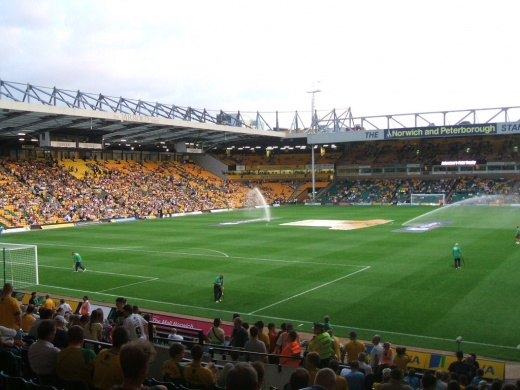 Norwich City, Carrow Rd