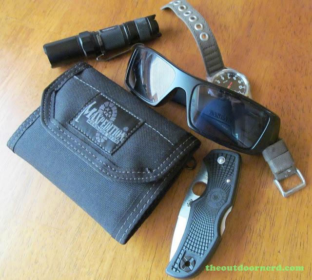 Oakley GasCan Sunglasses: Pocket Dump