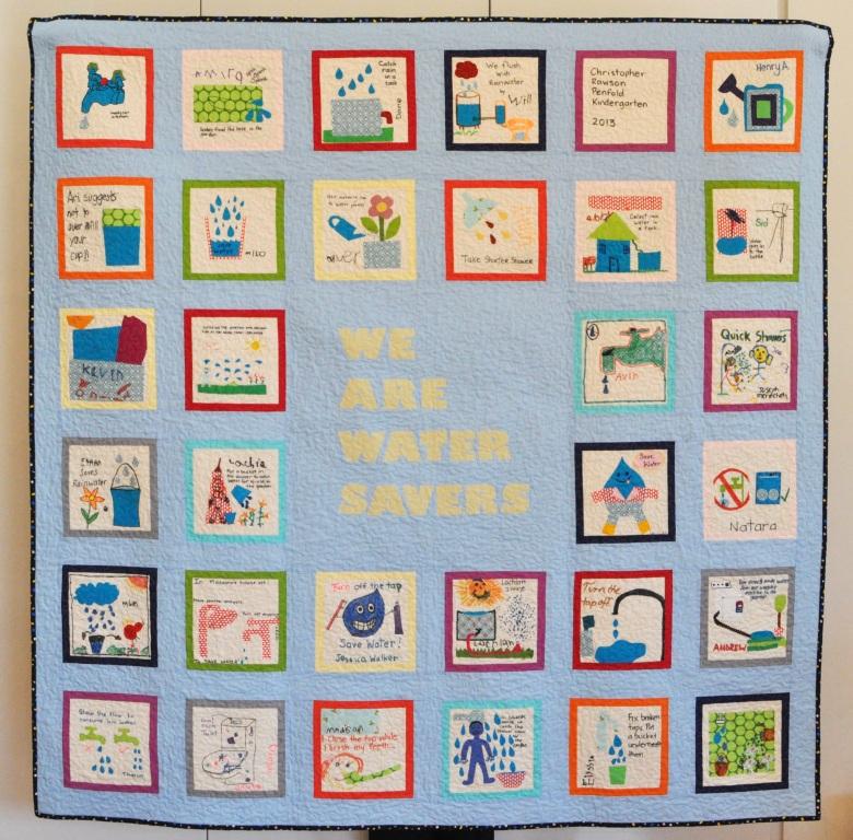 Quilt Patterns For Kindergarten : Kate Conklin Designs: Kindergarten Quilt