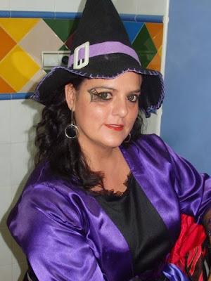 #MaquillajeHaloween