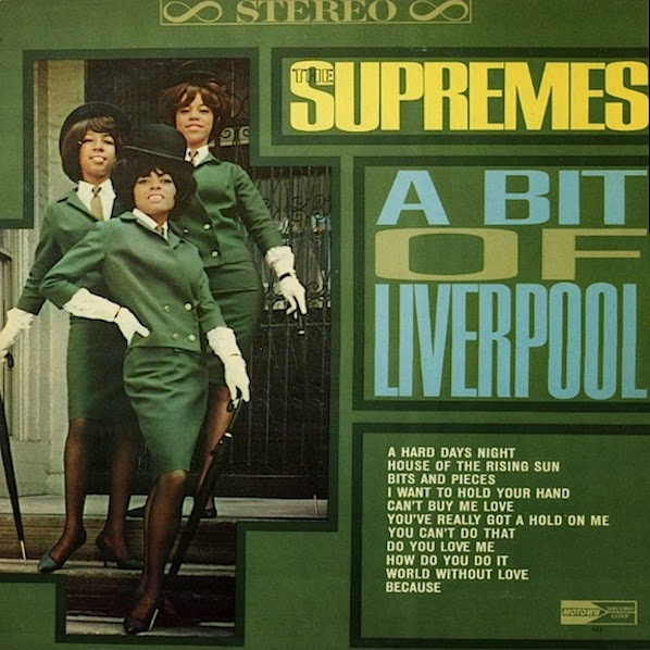 Supremes A Bit Of Liverpool