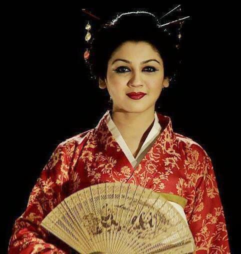 Bangladeshi Actress Joya Ahsan