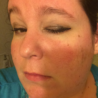 Covergirl Super Sizer by LashBlast® Mascara and Intensify Me! Liquid Eyeliner by LashBlast review