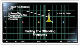 Offending frequency image