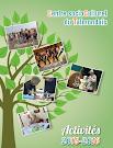 Activités 2015-2016 Pour tous et pour tous les goûts !