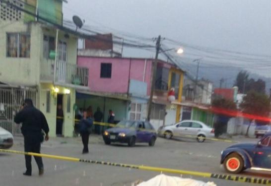 Calles de Colonias Estado de México