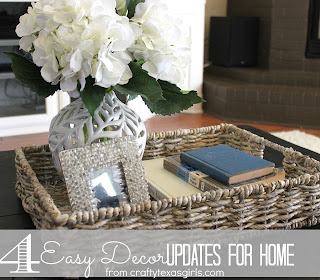 4 Easy Home Decor Updates