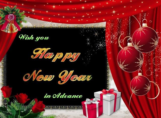 happy new year whatsapp status
