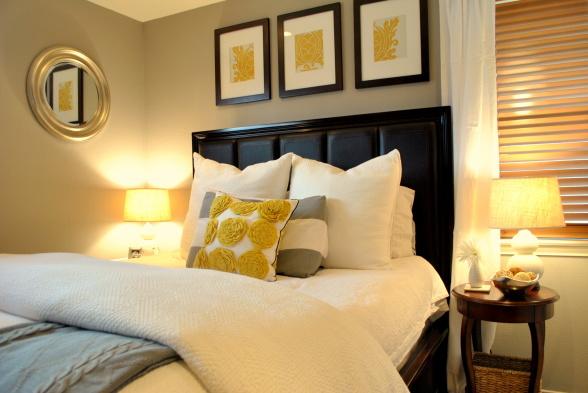 hgtv decorating bedrooms 5 small interior ideas