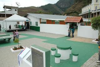 Inaugurada Praça Simphoriano de Oliveira Branco