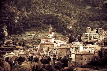 Vistas de Valldemosa - Mallorca