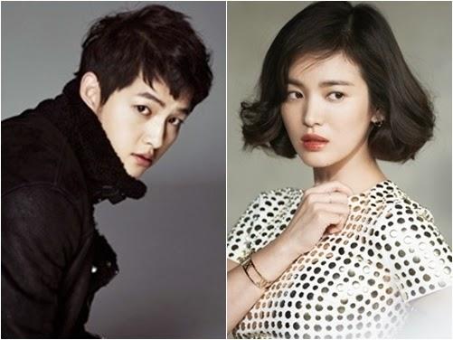 Song Hye Kyo Song Joong ki Song Joong ki And Song Hye Kyo