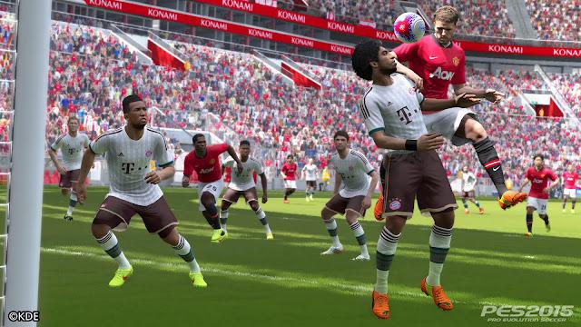 Download Gratis Games Pro Evolution Soccer 2015 Full Version