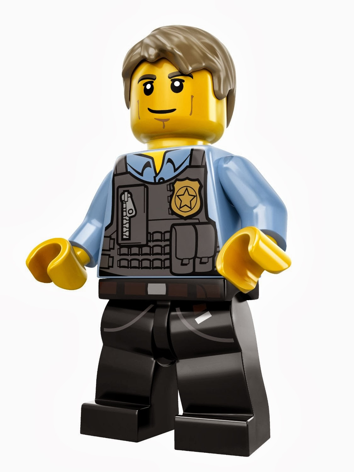 Lego City Police High Speed Chase 60007 My Lego Style